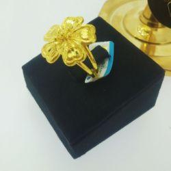 แหวน ดอกชบา