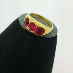 งานฝากซ่อมแหวนทับทิม