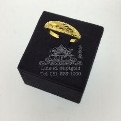 แหวนโปร่งเวอร์ใบไม้