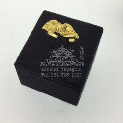 แหวนโปร่งเวอร์โบว์จิกเพชร